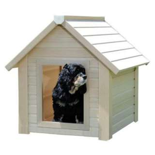 New Age Pet Eco Concepts Bunkhouse Dog House, Large ECOH101L at The