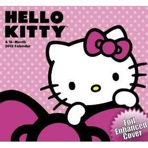 Hello Kitty 2012 Calendar  Day Dream Calendars Englische
