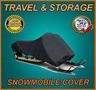 Snowmobile Sled Cover Ski Doo Ski Doo MXZ MX Z TNT Rotax 500SS 2009