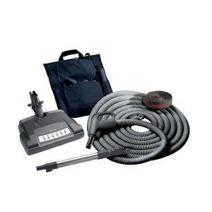 Deluxe Electric Central Vacuum Cleaning Kit CK355