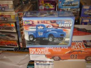 Revell Model Kit 1943 WILLY GASSER PICKUP L/E 1/25 Factory Sealed Kit
