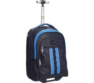 TPRC SPORT 20 Rolling Backpack/Side Laptop Compartment   Free