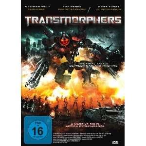 Transmorphers: .de: Matthew Wolf, Amy Weber, Shaley Scott