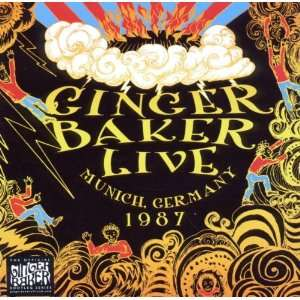 Live in Munich 1987 Ginger Baker  Musik