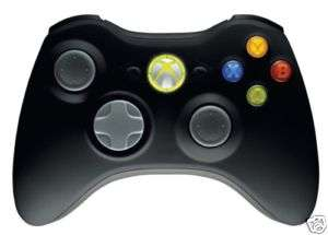 360 Dual Rapid Fire Controller Black Battlefield 3 Turbo New BF3 MW3