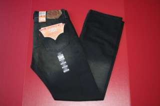 NWT NEW MENS LEVIS 501 BUTTON FLY JEANS SIZE 33X30 #895