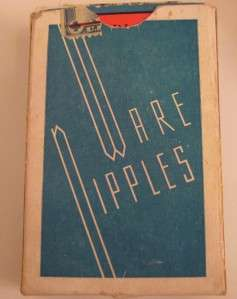 Vintage Playing Cards   Pin up Girl by Earl Moran   Brown & Bigelow