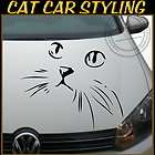CAT Design Auto Tattoo / Aufkleber 55cm x 47cm VW, OP