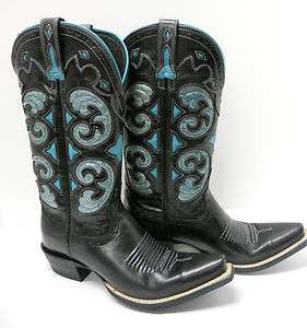 Womens Ariat Amora 10009523 Presidio Collection Western Cowgirl Boot