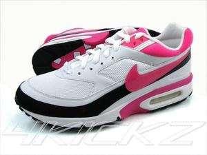 Nike Wmns Air Classic BW White/Vivid Pink SZ11.5 Atmos 318422 164