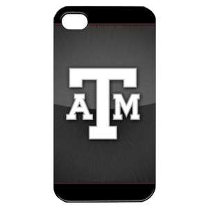 NEW Texas A&M Aggies 5 Image in iPhone 4 or 4S Hard Plastic Case Cover