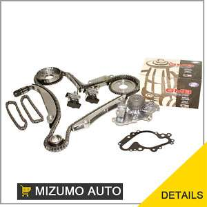 03 05 2.7 Chrysler Dodge V6 Timing Chain Kit Water Pump