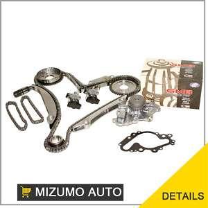 03 05 2.7 Chrysler Dodge V6 Timing Chain Kit Water Pump