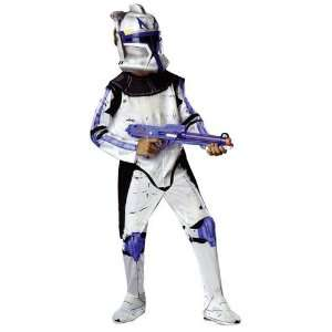 Star Wars Clone Trooper Kostüm Jumpsuit Leader Rex   Kostüm Gr. M