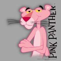 Pink Panther Cartoon One Cool Cat T Shirt Sizes S 3XL