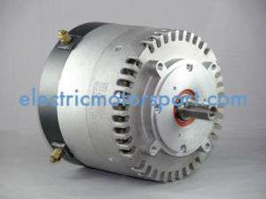 pk Brush Type Permanent Magnet Motor PMDC 24 72V DC EMC RT200