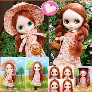 TAKARA CWC Shop Limited Neo Blythe Doll Prairie Posie