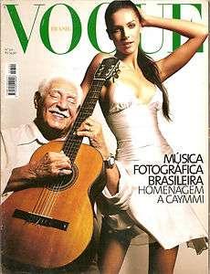 BRAZIL 2003   ANA HICKMANN / KATE MOSS / RAQUEL ZIMMERMANN