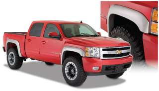 Bushwacker Extend A Fender Flares for 07 12 for Chevy Silverado 1500
