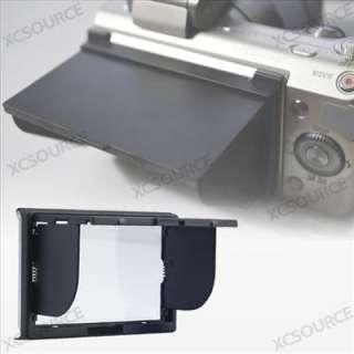 Pop Up Screen Protector Hood Cover for Sony NEX C3 NEX 5 NEX 3 DC107