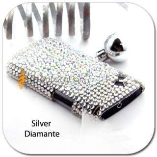 BLING Snap On Hard Skin Case Samsung Wave 2 II S8530