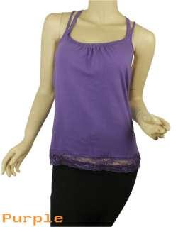 Sexy Womens Halter Tops Cami No Sleeve T shirt D180