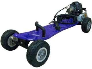 Scooter X Skateboard 49cc gas powered long board