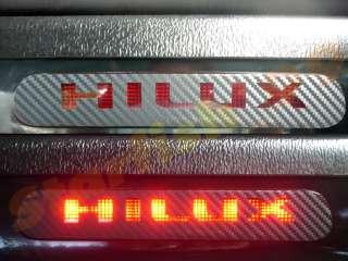 CARBON FIBER 3rd Brake light cover HILUX HL3 SR5 TRD HL