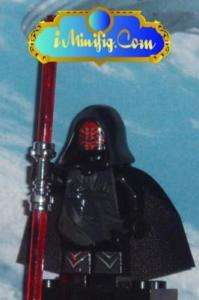 LEGO Custom Star Wars esp 1  Darth Maul