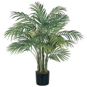 Areca Silk Palm Tree 3 Home & Kitchen