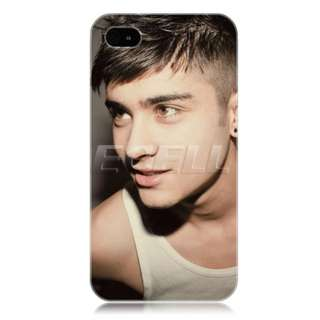 MALIK ONE DIRECTION 1D BACK CASE COVER FOR APPLE iPHONE 4 4S