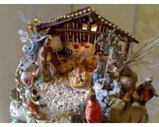 Presepe artistico artigianale a Arezzo    Annunci