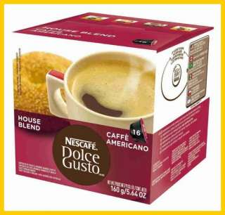 Nescafe Dolce Gusto Capsules Krups *Pick Your Flavor*