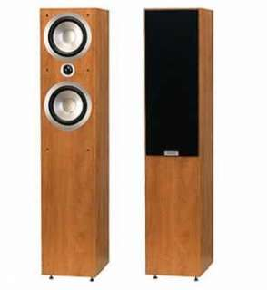 Tannoy Mercury V4 Floor Standing Speakers   Sugar Maple   FREE NEXT
