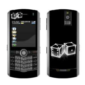 Crystal Dice Decorative Skin Decal Cover Sticker for