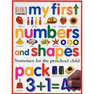 Numbers and Shapes Pack (9780751332094) Dorling Kindersley Books
