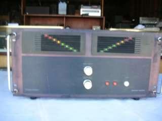 Harman Kardon Citation 16 Power Amplifier FULL WORKING DISPLAY, BUILT