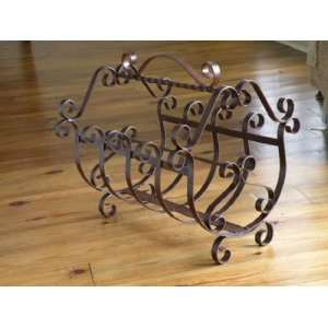 Griffin Creek 3202 NR Cleo Magazine Rack: Home & Kitchen