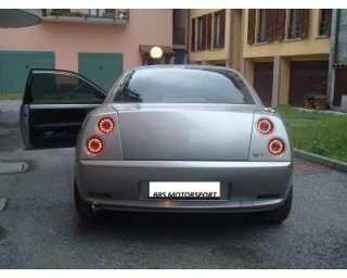 Fiat Coupe tutte kit fari led Hella con a Pozzuolo Martesana