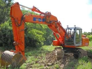 Escavatore cingolato mod fiat hitachi a Pavia    Annunci