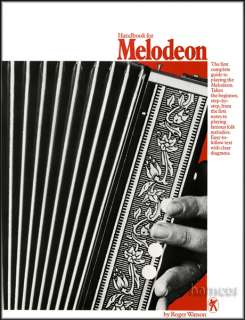God of Sheet Music   Handbook for Melodeon Tutor Music Book Method
