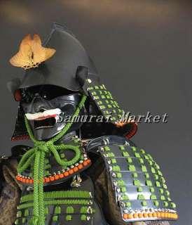 Authentic Japanese Armor: Butterfly Kabuto Armor&Helmet