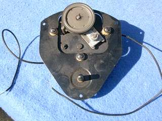 Packard Pla Mor or Manhattan turntable motor assembly