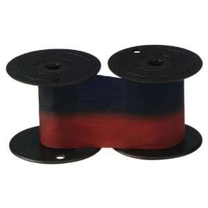 o Lathem Time Company o   Replacement Ribbon, Black/Red