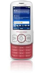 Sony Ericsson Walkman Spiro W100i   Pink Vodafone Mobile Phone