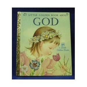 God (Little Golden Book): Jane Werner Watson, Eloise Wilkin: Books