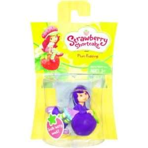 Strawberry Shortcake Hasbro Basic Figure Plum Pudding