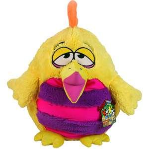 Jay at Play Kookoo Bird, Yellow Bird Bedding
