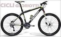 bici ciclo MTB MERIDA 2009 Carbon FLX 1000 D IT KG10,70