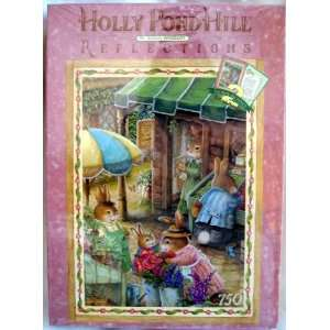 Holly Pond Hill Reflections By Susan Wheeler 750 Pc Puzzle